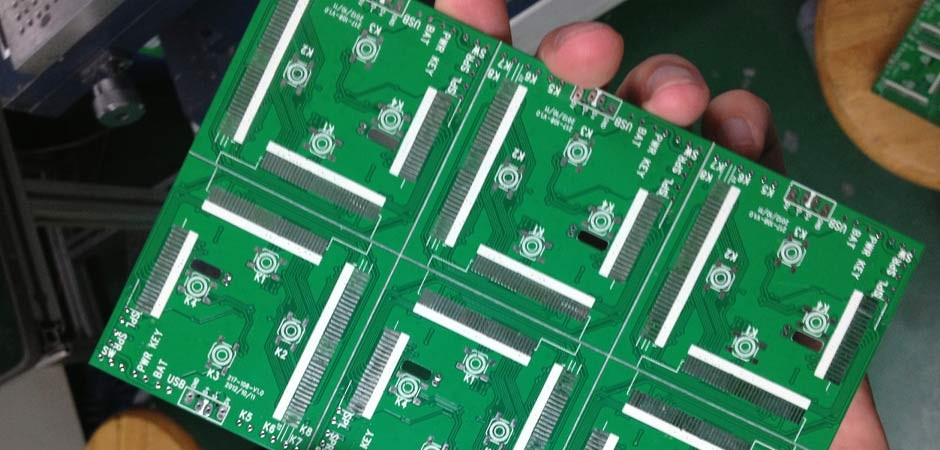 PCBA MANUFACTURINGDesign and production of Printed Circuit Board prior performing DIP and SMT operation